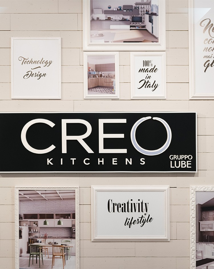 Creo Kitchens Aosta